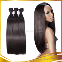 2016 Super High Quality Hair Thick Ends Wholesale 100% Brazilian Hair Dopshipping