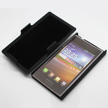 Holster belt clip flip case for lg e610 optimus l5