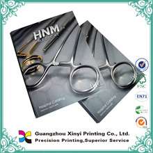 Professional Softcover Book Printing Cheap A4 Glass Design Books