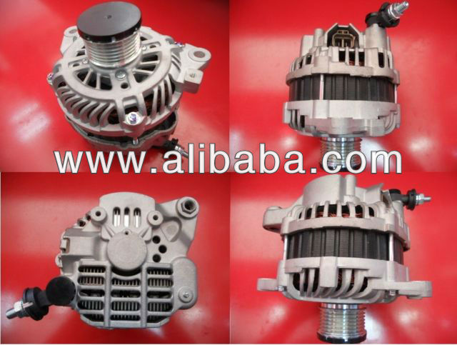 ALTERNATOR NISSAN QR20 & QR25 DE FOR X-TRAIL PRIMERA AND ALTIMA 2001-07