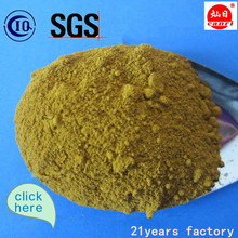 920 86% iron oxide yellow ceramic pigmentsfor ceramic metal painting and coating