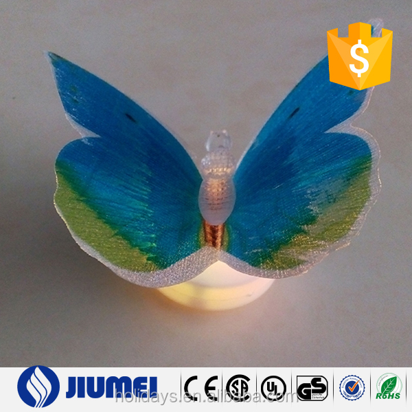 2015 new wholesale holiday electronic butterfly toy