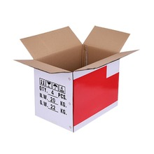 Wholesale Made Corrugated 5 Layer Carton Shipping Box For Frozen Sea Meat