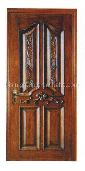 Antique European Style Carve Wood Door Panel, Swing Door in Custom Size - BF11-1023c