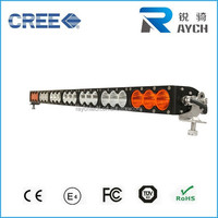 Amber+White C REE 210W LED BAR LIGHT Combo FOG TRUCK 4WD LAMP Sale On 150W180W