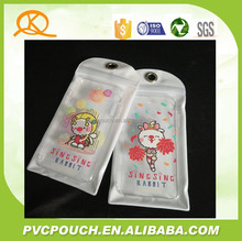 OEM cell mobile accessories lamination plastic cover with ziplock