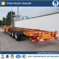53 Foot Container Trailer For Sale