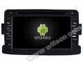 WITSON ANDROID 4.4 CAR DVD PLAYER GPS NAVIGATION For RENAULT DUSTER