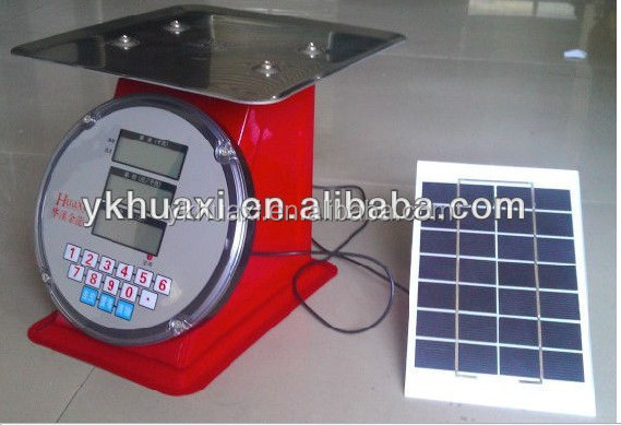 30kg indonesia cheap price good quality supermaket vegetable and fruit scale
