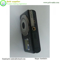 Best Quality 15MP Digital Compact Camera with 3X Optical zoom+ 5X Digital Zoom