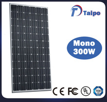 High Efficiency amorphous Crystalline Silicon pv solar module price