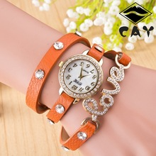 2907 Love pendant ladies watches online shopping watch bracelet 22mm slap bracelet watch