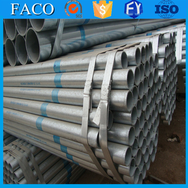 steel structure building materials ! ellipse galvanized steel pipe steel tube galvanized for irrigation