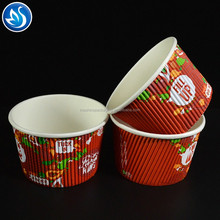 See larger image disposable custom design color paper food container /healthy paper soup bowl to go with disposable lid disposa