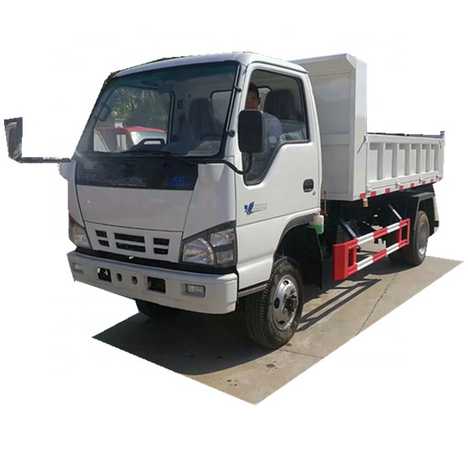 High Quality 5MT Japan brand small dump <strong>truck</strong> for sale