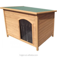 Custom Outdoor Wooden Dog House