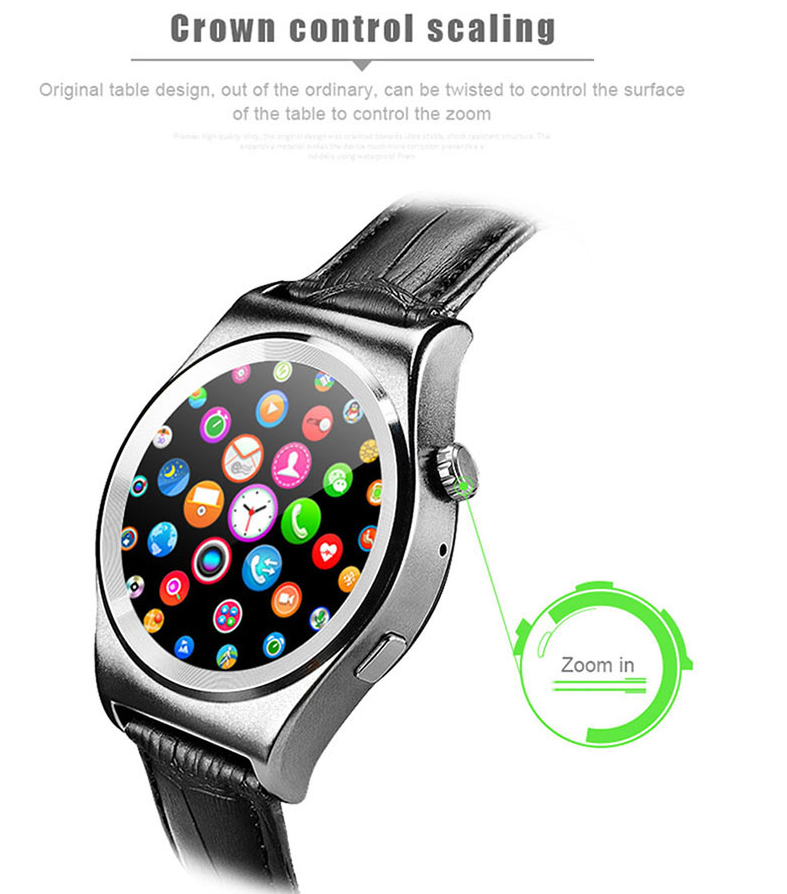 Waterproof Sport smart watch bracelet x10 smart watch for ios and android