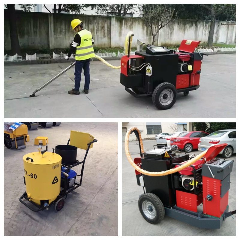 Factory supply new ls80l road crack sealing machines