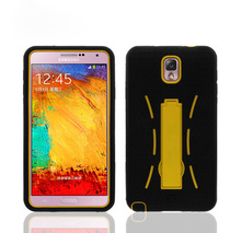 Heavy duty case for samsung galaxy note 3,Shock proof robot Kickstand Case for Samsung Galaxy Note 3
