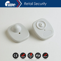 ONTIME HD2004 8.2mhz rf clothing magnetic anti-theft secuirty tags, eas security alarm hard tag for clothing
