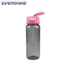 Functional oem service empty 600ml transparent plastic reusable water bottles bulk