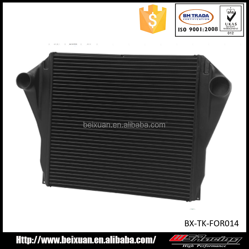truck radiator for ford / sterling L LTL9000 & Freightliner 1300 intercooler 1030097