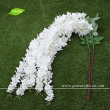 Factory Sell Directly Artificial Decorative Flower Wisteria Vine for Wedding Party House Decoration