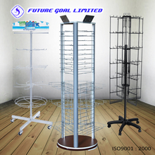 Multifunction Metal Spinner Display Rack