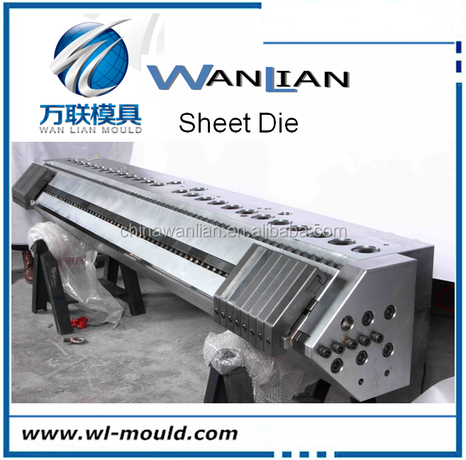 High Quality Thick sheet Die,Thick sheet extrusion Mold,plastic extrusion mould