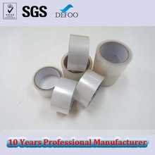 China manufacturer bopp color decorative adhesive packing tapes