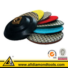 Dry Diamond Polishing Pads/Grinding Tools/China Manufacturer