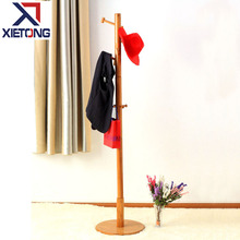 Hot Selling Tree Shaped Wooden Scarf Hanger Coat Rack