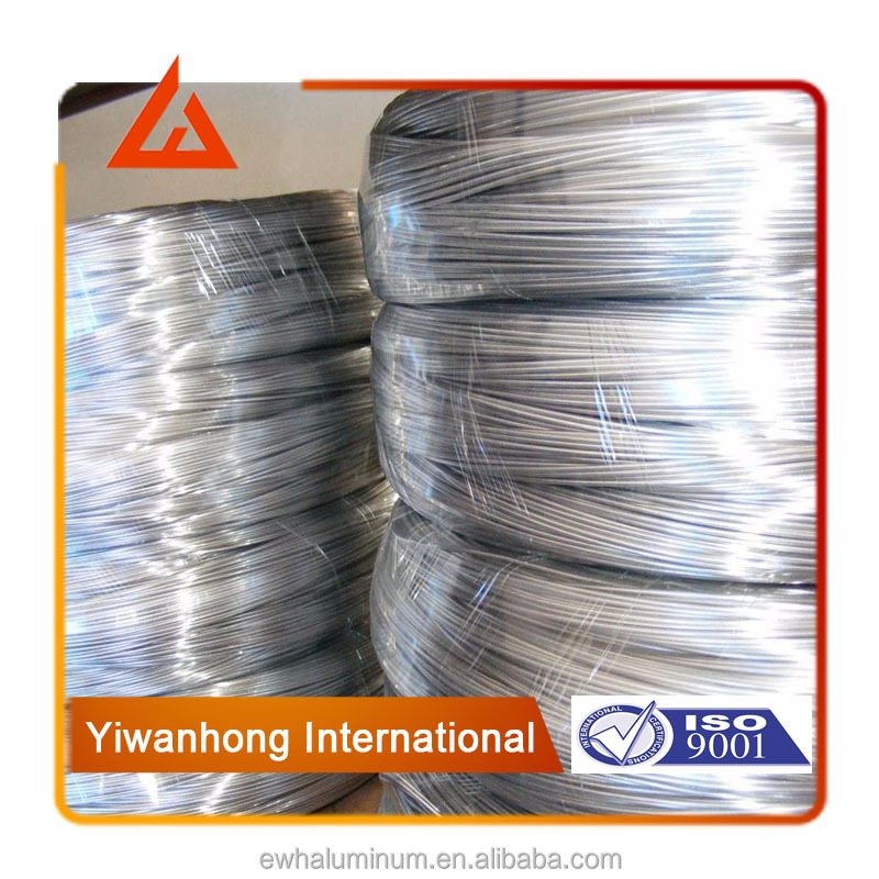 Manufacturer Supplier 6201 6101 aluminum wire of CE Standard