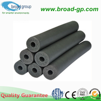 Excellent Fireproof Pipe Insulation Rubber Foam