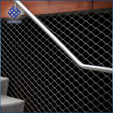Factory supply diamond pattern decorative perforated metal mesh