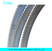 Chinese Sawmill World Carbide Band Saw Blade For Metal Cutting