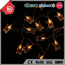 Wedding Decoration orange led christmas lights