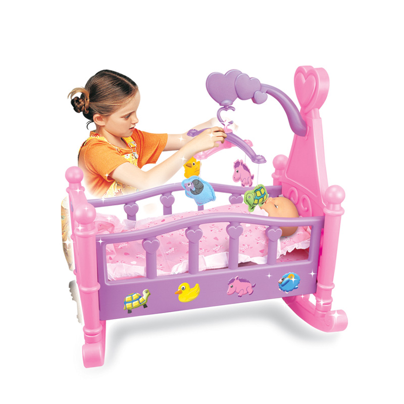American Like Hot Sells Small Baby Bed Crib Toy
