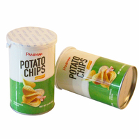 Panpan protein foods fried potato chip