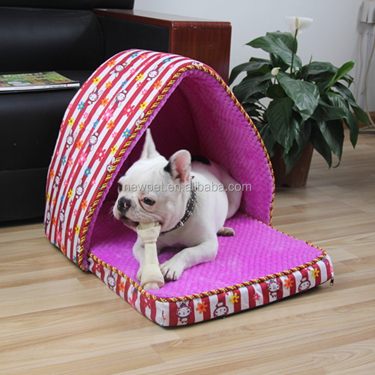 Eco-friendly direct sale washable dog house cat bed professional dog houses for large dogs
