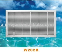 ABS (plastic) Return Air Grille