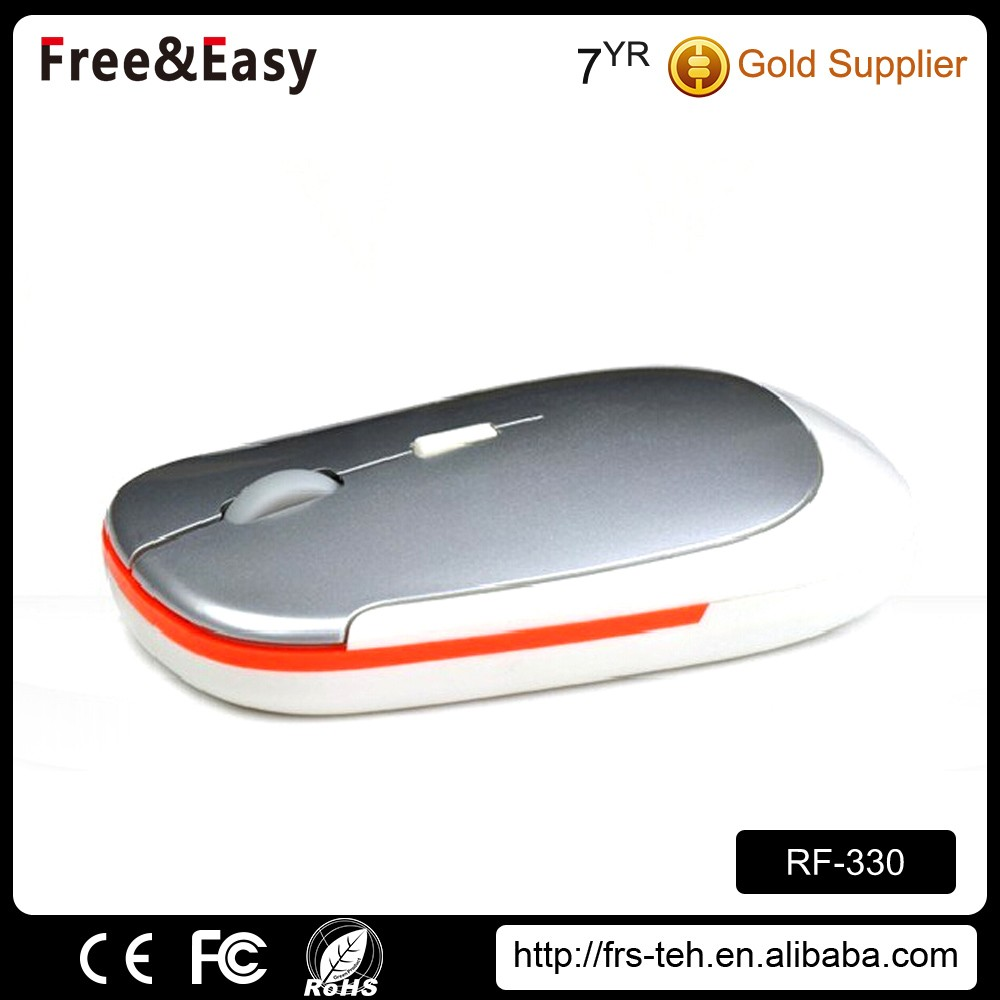 2.4ghz wireless rapoo gift mouse with mini Nano receiver