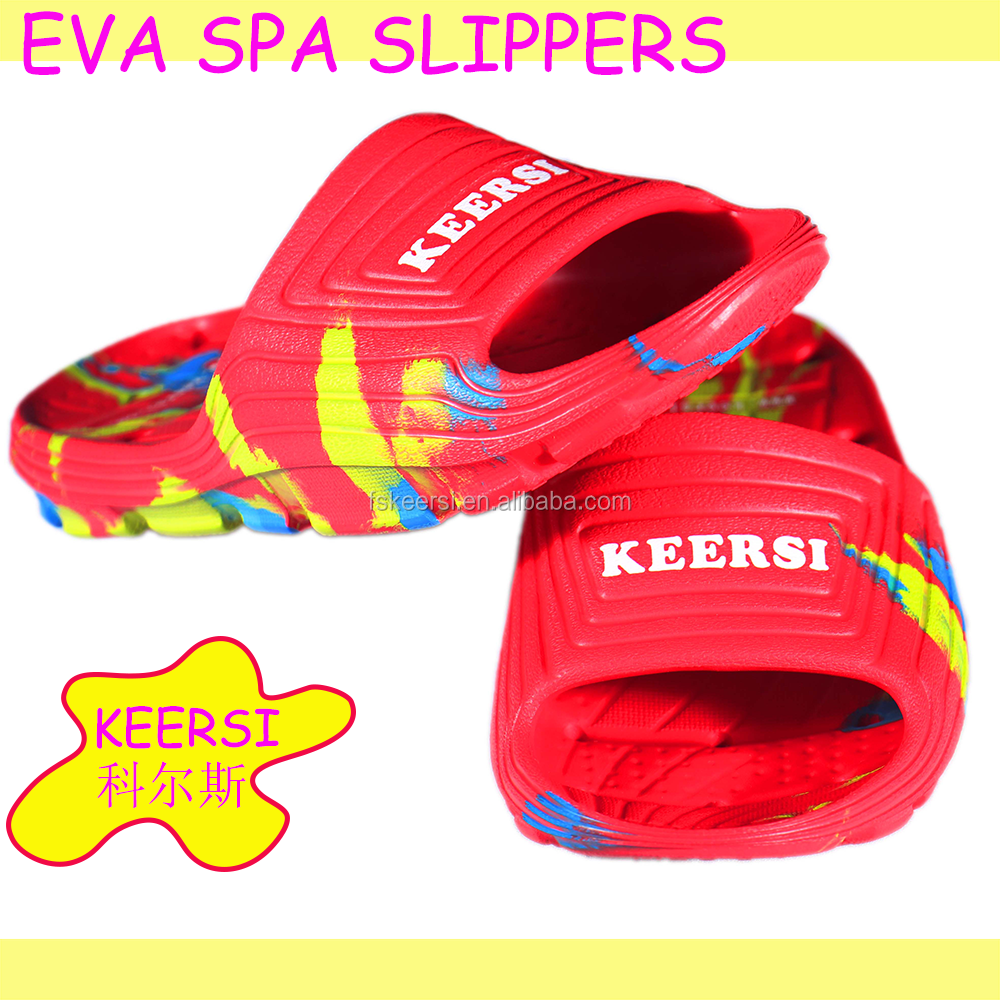 Wholesale Cheap Non-slip Bathroom Slippers Household Beach Sandal EVA
