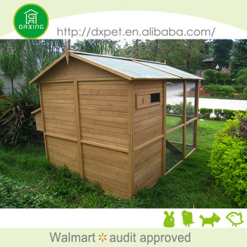 DXH005 China supplier large size small backyard chicken coops