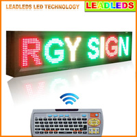 RGY COLOR HIGH QUALITY 320X160mm MODULE OUTDOOR P10 LED DISPLAY WITH KEYBOARD