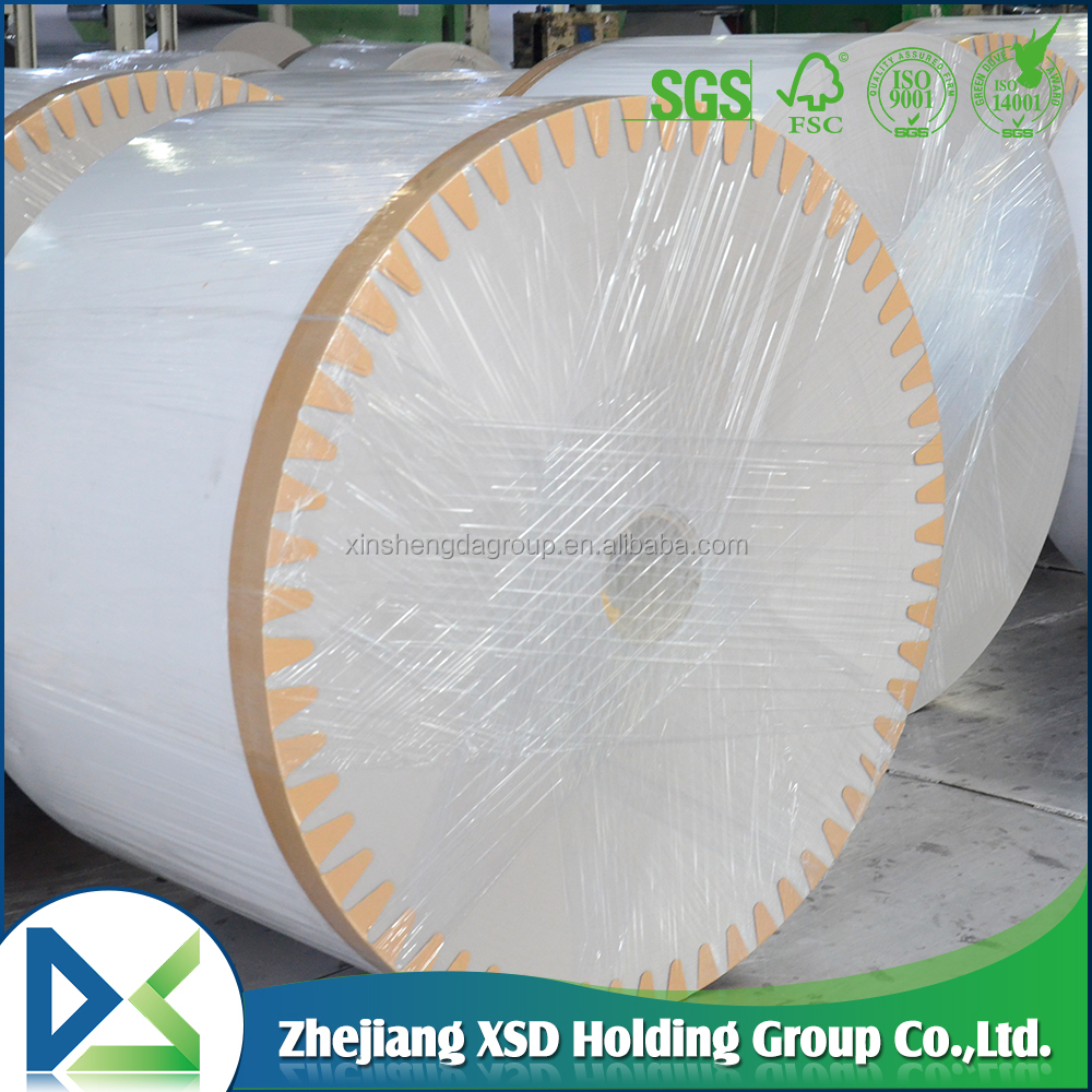 china manufacturer stocklot recycled duplex board paper