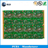 4 layer Electronic circuit board audio car with UL 94v0