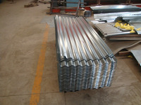 China supplier 22 gauge curve gi corrugated steel roofing sheet