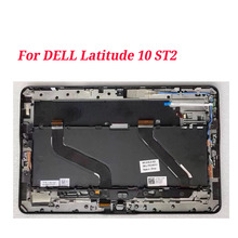 For Dell Latitude <strong>10</strong> ST2E <strong>10</strong>.1&quot;Digitizer + LCD Screen LP101WH4 (SL)(A6)
