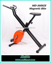 2016 HOT SALE cheap foldable magnetic exercise bike X bicycle X bike